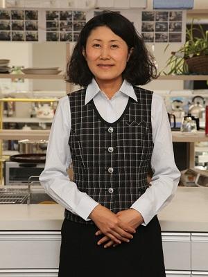 宮坂亜紀子(ミヤサカアキコ)イメージ