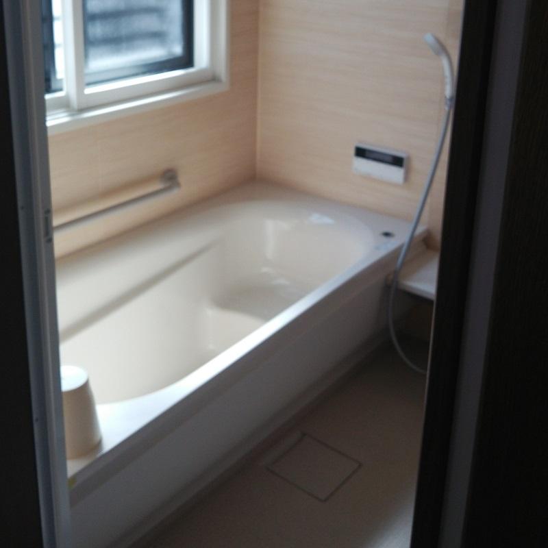 リフォーム事例浴室