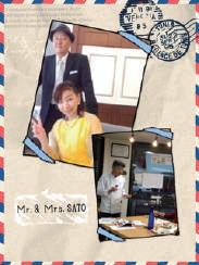 Mr.SATO Mrs.SATOイメージ