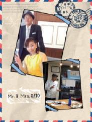 Mr.SATO Mrs.SATOイメージ