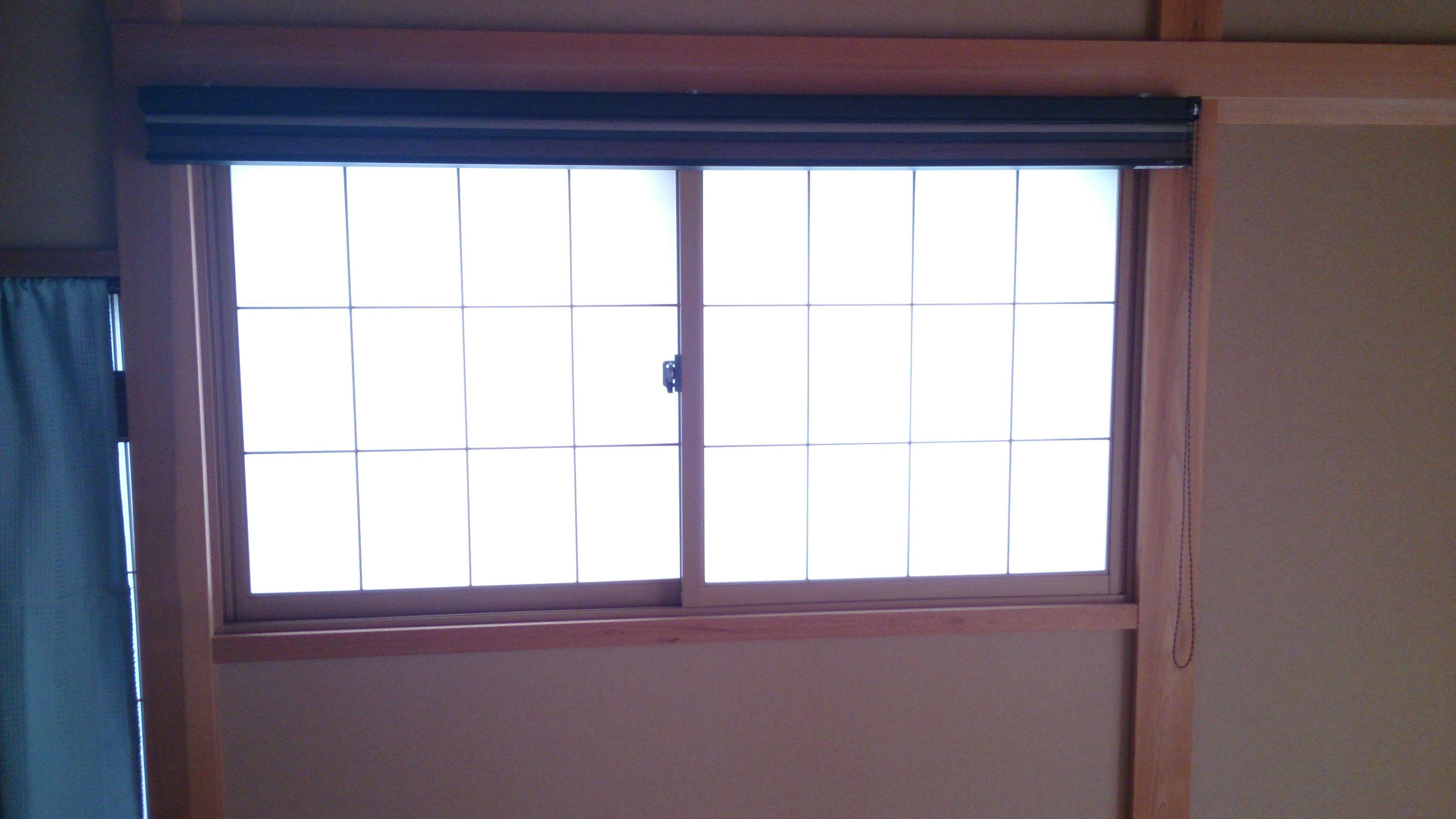 リフォーム事例後付け内窓
